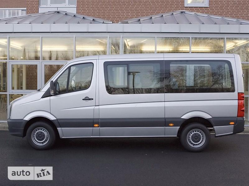 Volkswagen Crafter пасс. фото 1