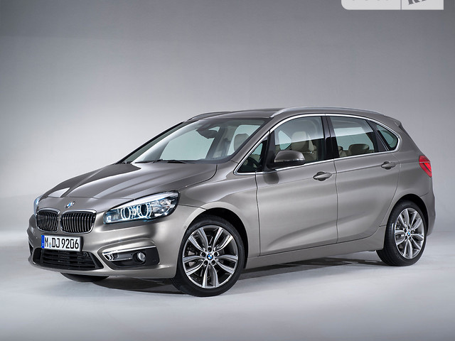 BMW 2 Series Active Tourer фото 1