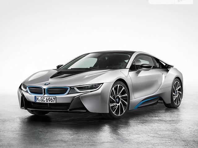 BMW I8 фото 1