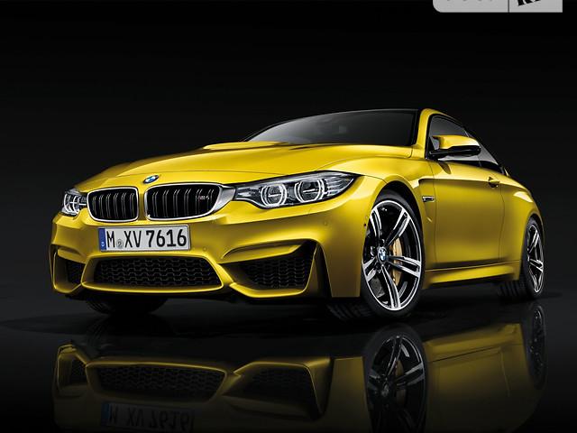BMW M4 фото 1
