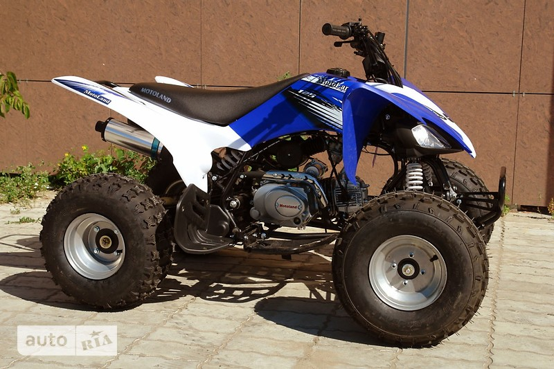 ATV 125 фото 1