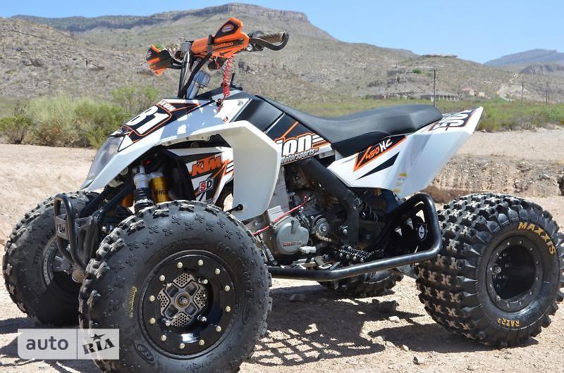 ATV 450 фото 1