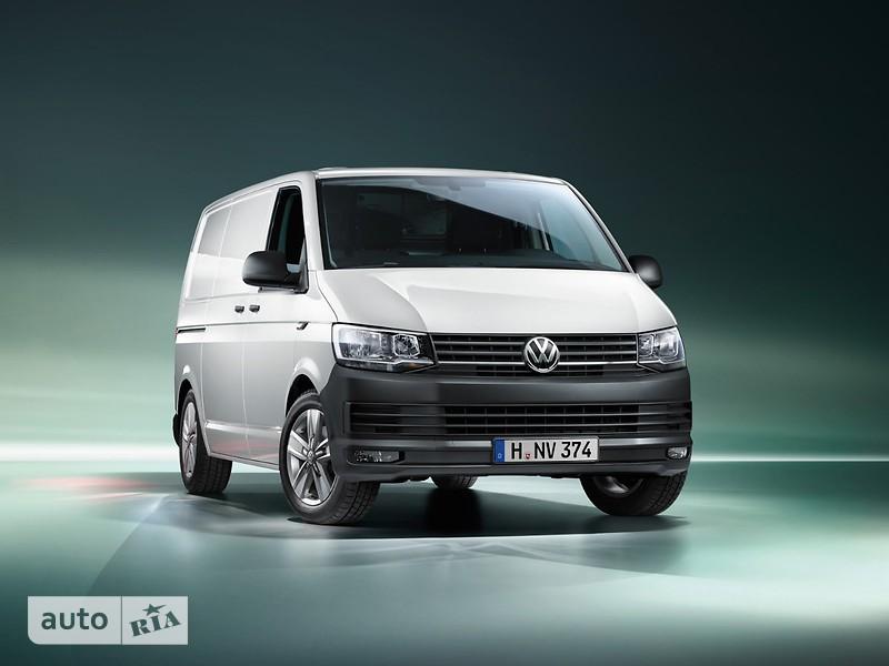 Volkswagen T6 (Transporter) груз фото 1