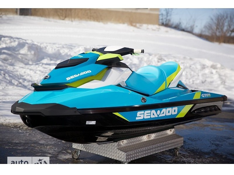 BRP Sea-Doo фото 1