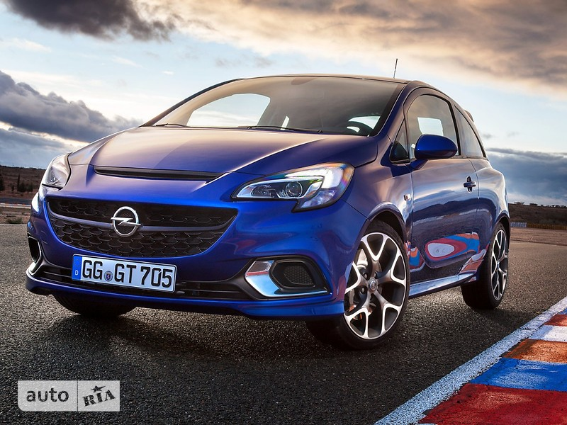Opel Corsa OPC фото 1