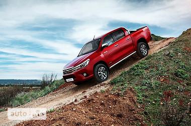 Toyota Hilux New 2.4 D-4D MT Active 2016
