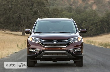 Honda CR-V 2.4 CVT