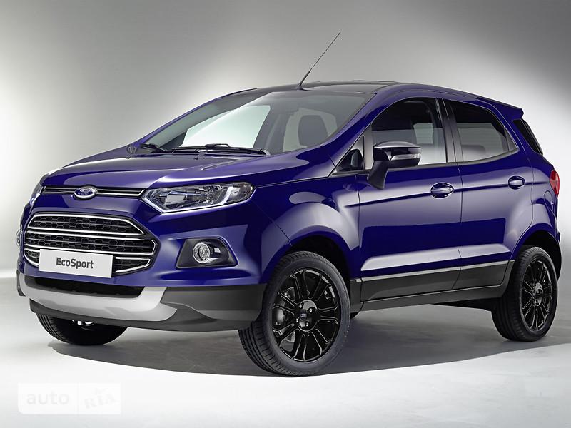 Ford EcoSport фото 1