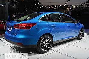 Продаж нового автомобіля Ford Focus на базаре авто