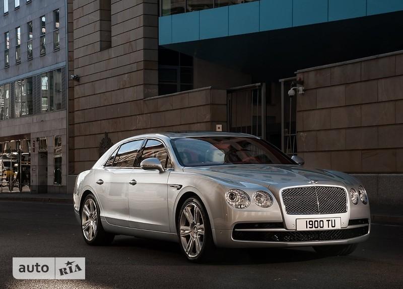 Bentley Flying Spur V8 фото 1