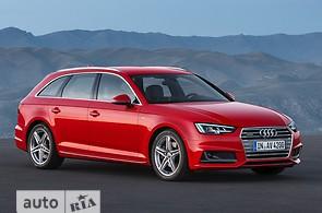 Продаж нового автомобіля Audi A4 на базаре авто