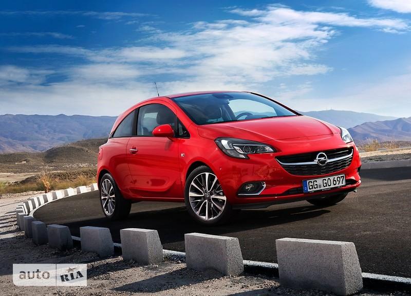 Opel Corsa 3d 1.4 MT (90 л.с.) Color Edition