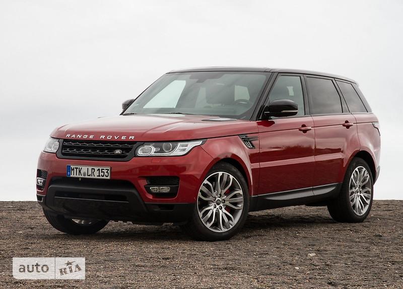 Land Rover Range Rover Sport 3.0 V6 S/C AT (380 л.с.) Autobiography Dynamic