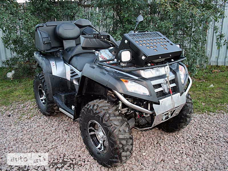 Cf moto X8 фото 1