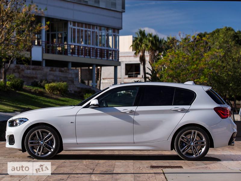 BMW 1 Series фото 1