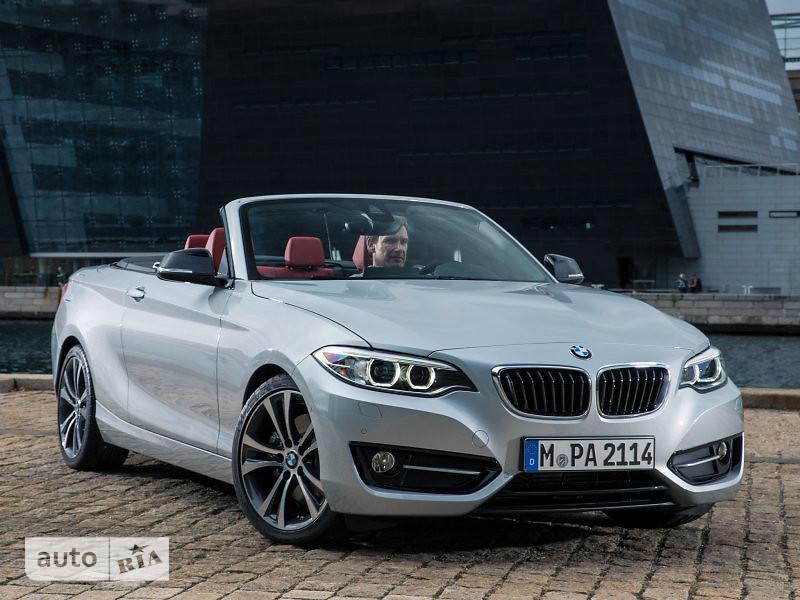 BMW 2 Series 230і AT (252 л.с.) base