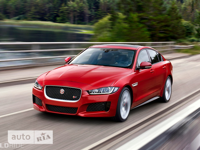 Jaguar XE 2.0D AT (180 л.с.) Pure