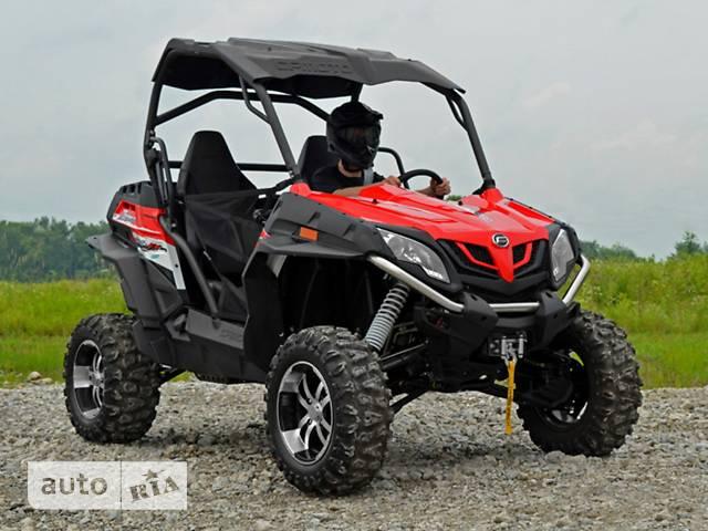 Cf moto Zforce 800 EX