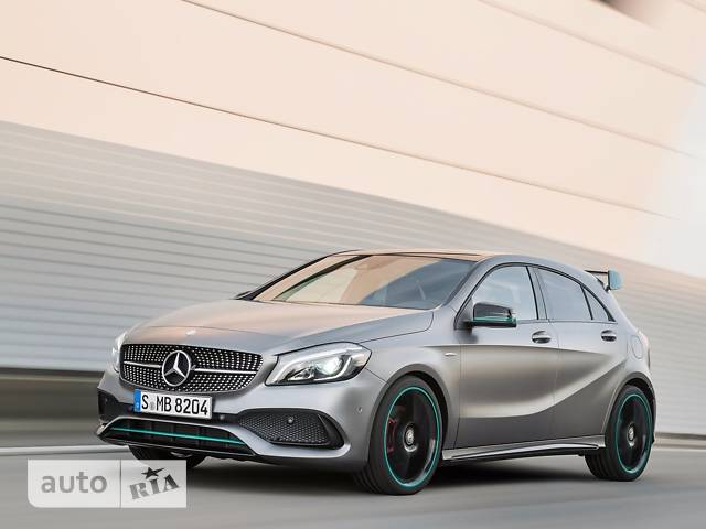 Mercedes-Benz A-Class A 220 AT (184 л.с.) 4Matic