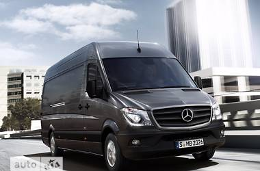 Mercedes-Benz Sprinter груз.