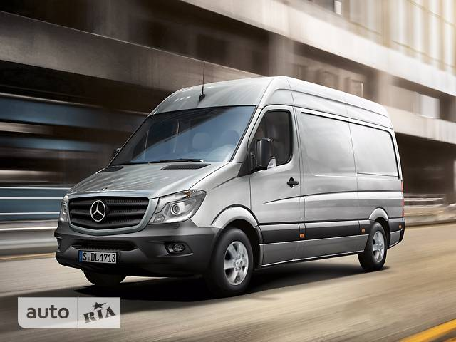 Mercedes-Benz Sprinter груз. 315 CDI MT (150 л.с.) KA A3