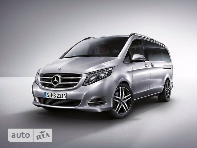 Mercedes-Benz V-Class V 250d AT (163 л.с.) Long
