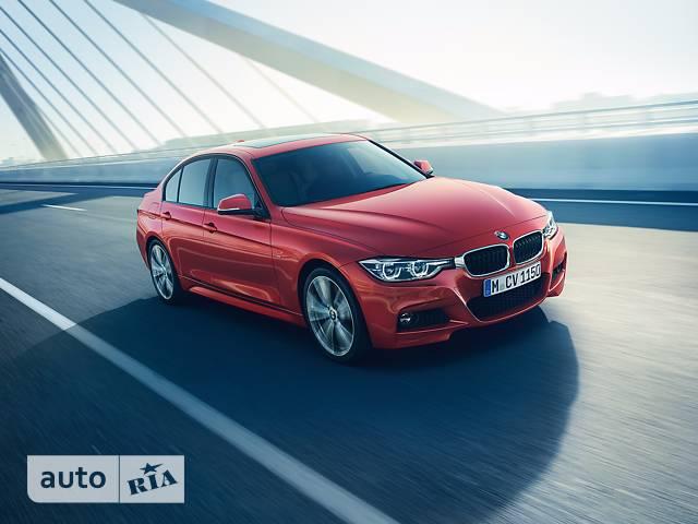 BMW 3 Series фото 1