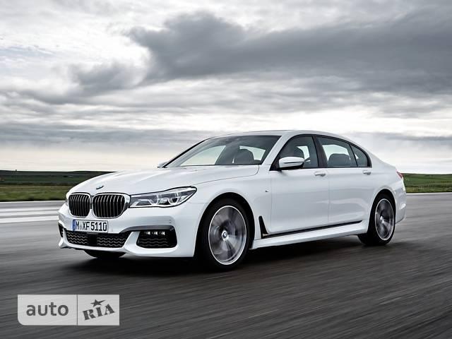 BMW 7 Series фото 1