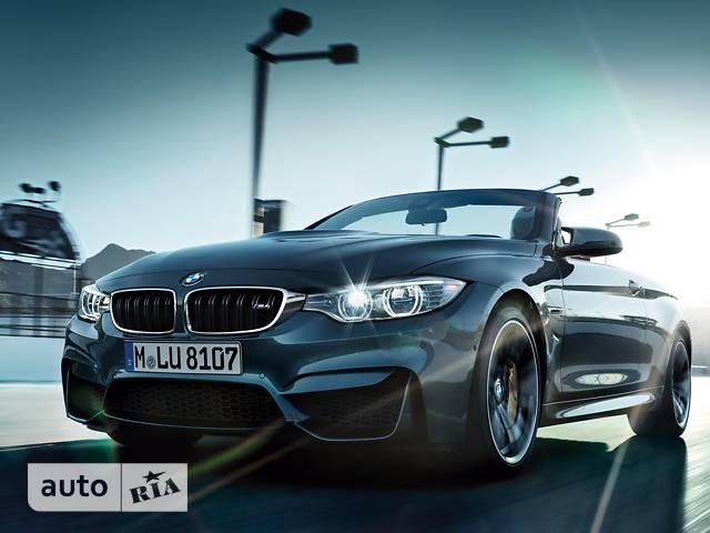 BMW M4 Cabrio фото 1