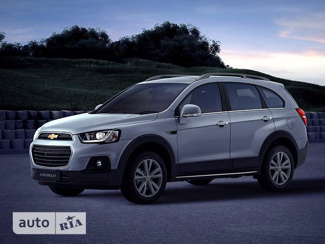 Chevrolet Captiva FL 2.2D АT (184 л.с.) LT