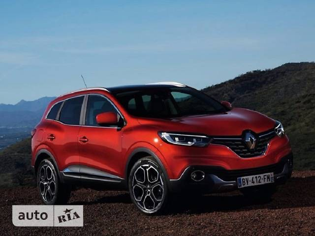Renault Kadjar фото 1