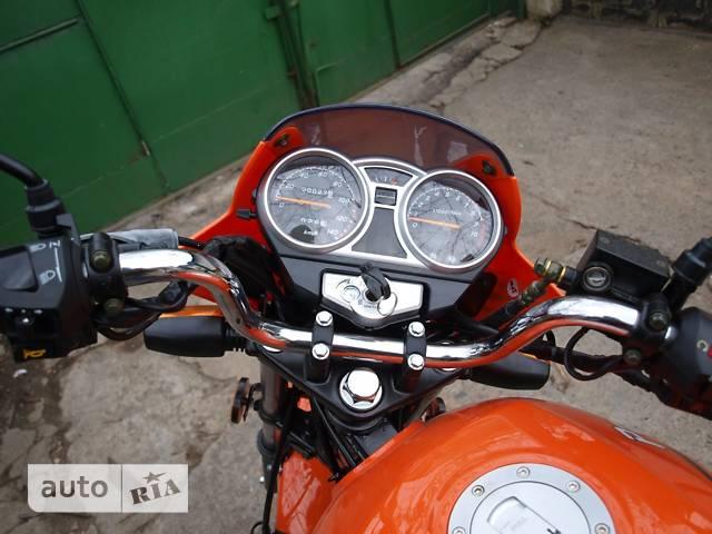 Geon Pantera 150 CBF 2V