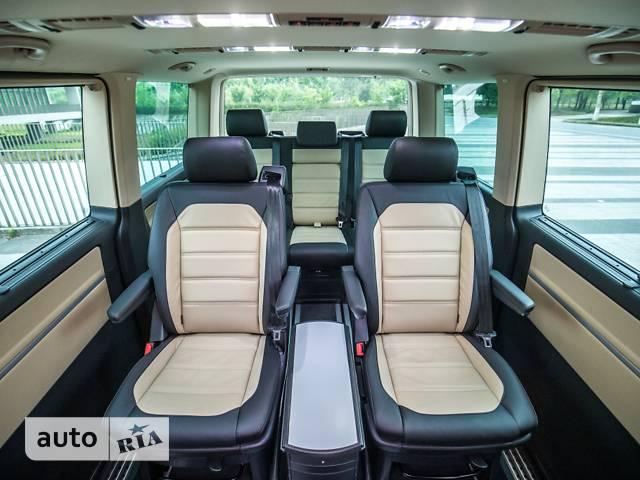 Volkswagen Multivan New 2.0 TSI МТ (110 kW) Comfortline