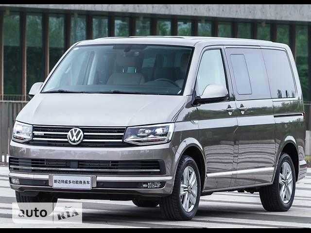 Volkswagen Multivan New 2.0 TDI МТ (103 kW) Comfortline