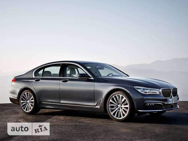 BMW 7 Series G11 730d AT (265 л.с.) xDrive base