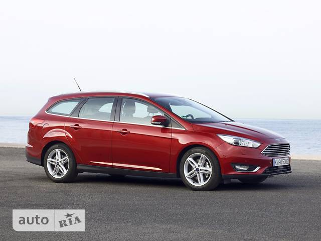 Ford Focus 1.0 Ecoboost MT (125 л.с.) Business