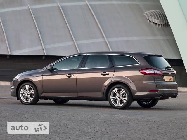 Ford Mondeo New 2.0 HEV CVT (187 л.с.) Titanium