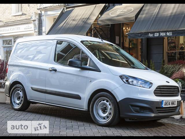 Ford Transit Courier фото 1