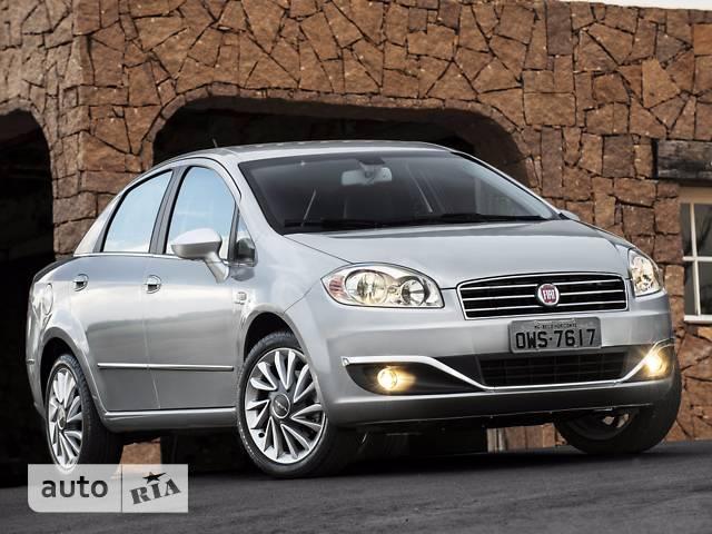 Fiat Linea 1.4 MT (77 л.с.) Active