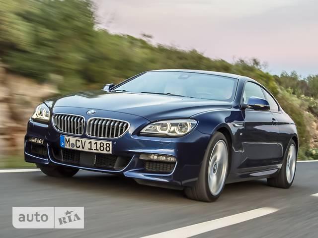 BMW 6 Series фото 1