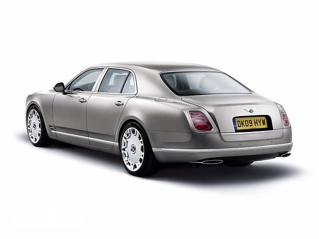 Bentley Mulsanne 6.8 AT (512 л.с.)
