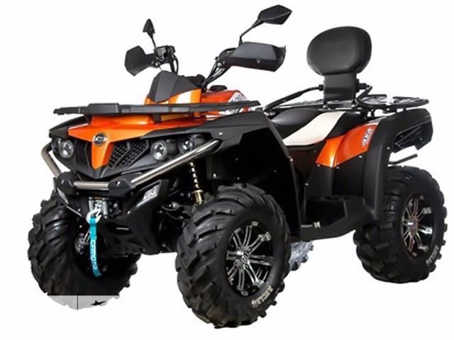 Cf moto X5 MAX XT