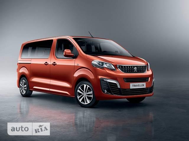 Peugeot Traveller фото 1