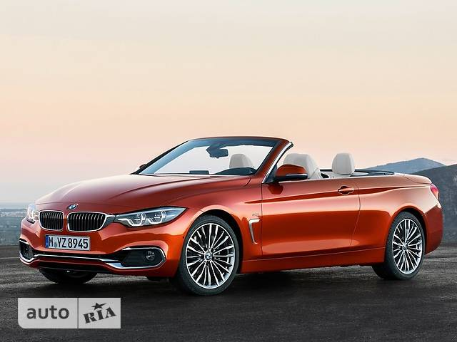 BMW 4 Series F33 430i MT (252 л.с.) base