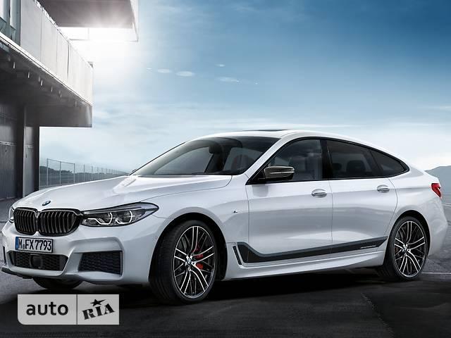 BMW 6 Series GT фото 1