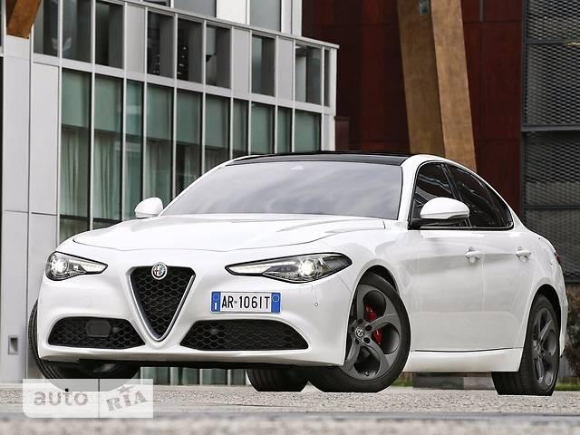 Alfa Romeo Giulia фото 1