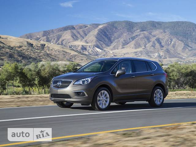Buick Envision фото 1