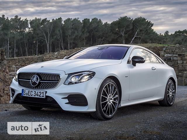 Mercedes-Benz E-Class New E 350d G-Tronic (286 л.с.)