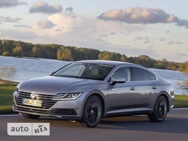 Volkswagen Arteon фото 1