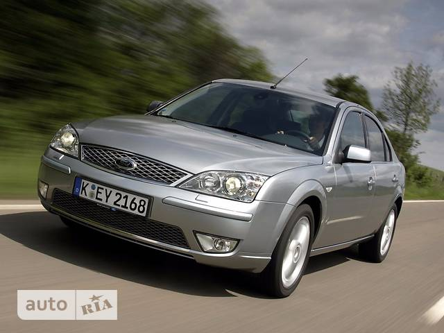 Ford Mondeo New 2.0D EcoBlue AT (150 л.с.) Business